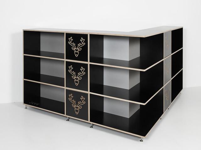 tius schrank regalsystem modern b cherregale. Black Bedroom Furniture Sets. Home Design Ideas
