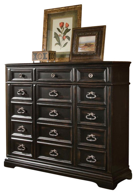 Pulaski Brookfield Gentlemans Chest Traditional