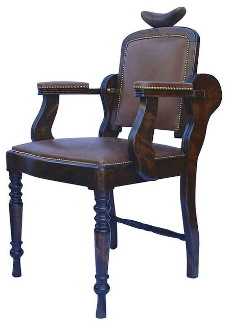 Antique Dentist Chair - $4,500 Est. Retail - $2,799 on Chairish.com  traditional- - Antique Dentist Chair - $4,500 Est. Retail - $2,799 On Chairish.com