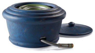 Florian Hose Pot With Lid Traditional Watering And Irrigation Equipment By Grandin Road