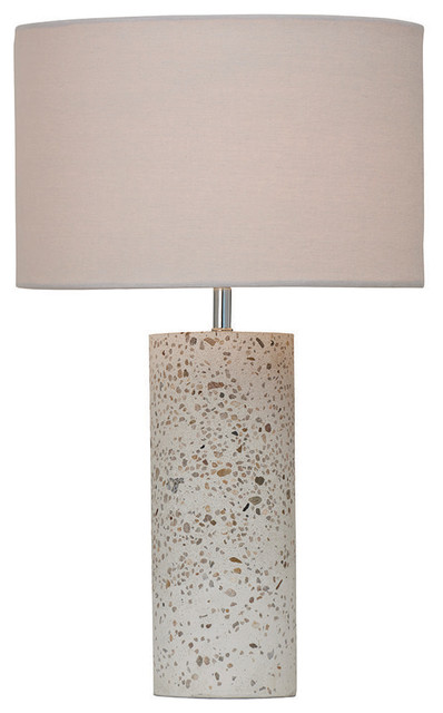 256c68e72542 Speckle Terrazzo Table Lamp - Modern - Table Lamps - by The Lighting and  Interiors Group
