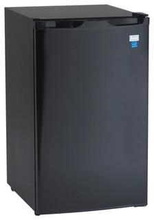 Avanti RM4416B Black 4.4 Cu Ft Counter High Refrigerator ...
