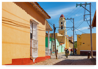 Quot Colorful Architecture Trinidad Iii Quot By Philippe Hugonnard