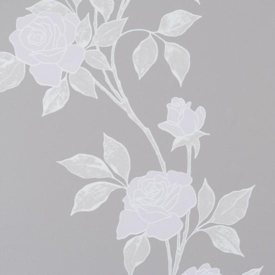 pink and grey wallpaper wall - photo #4