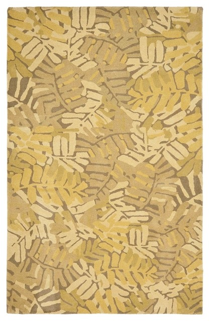 Contemporary martha stewart area rug contemporary hall for Contemporary runner rugs for hallway