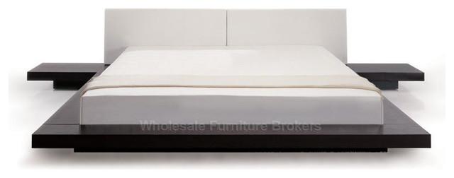 Temptation Queen Size Platform Bed