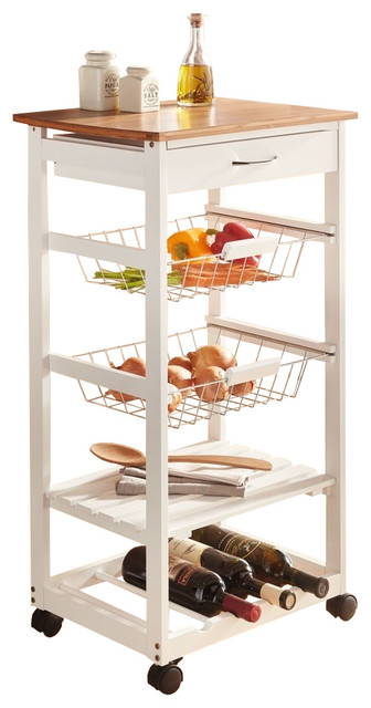 multifunction carts home mesh storage on wire amazon homfa com design kitchen cart rolling wheels marvelous tier