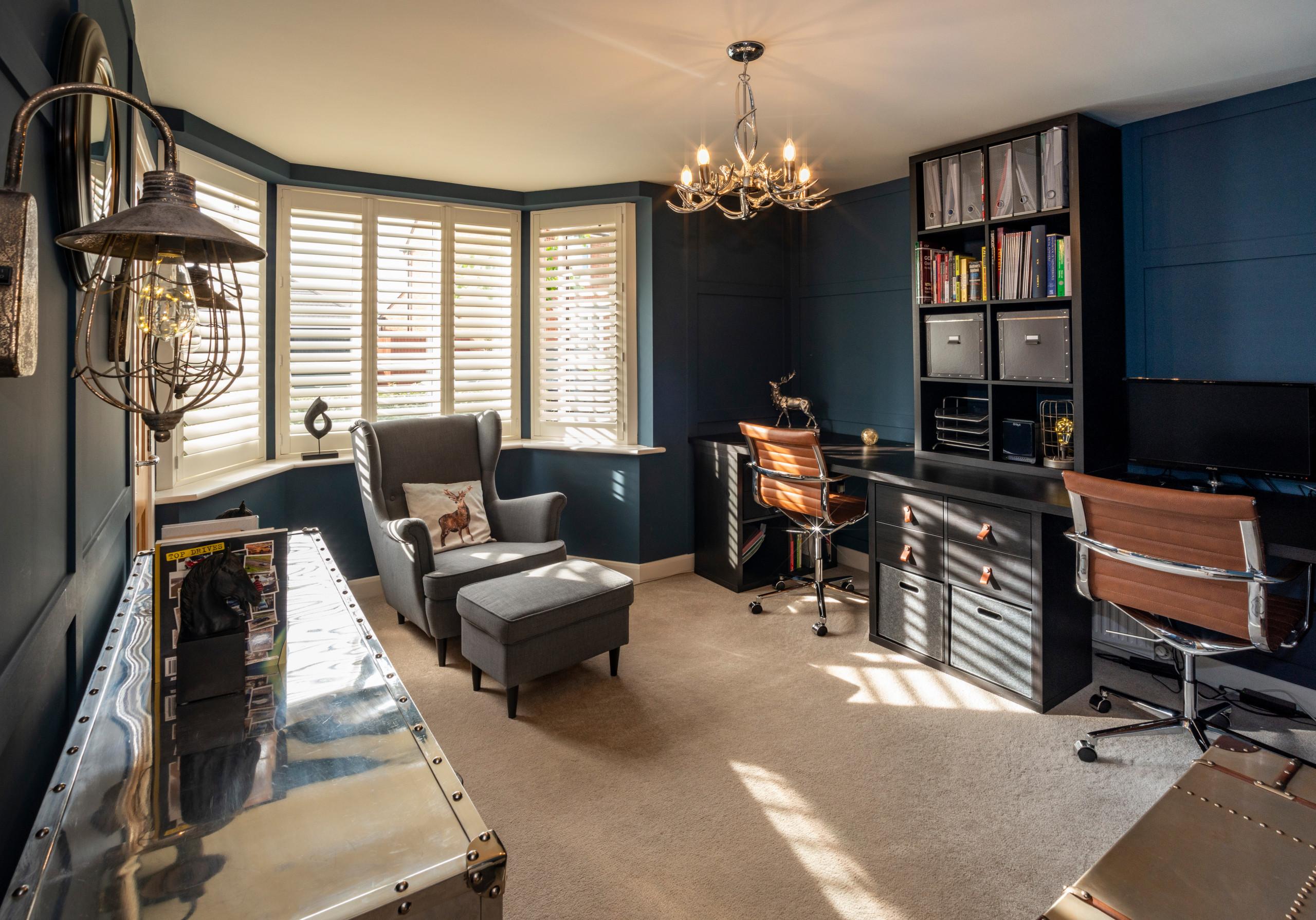 Barleston, Staffordshire residence