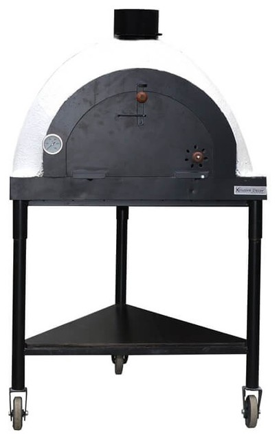 Royal Mobile Wood Fired Pizza Oven