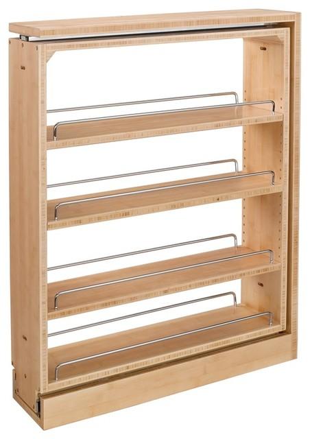 Rev-A-Shelf 6 Base Cabinet Filler With Adjustable.