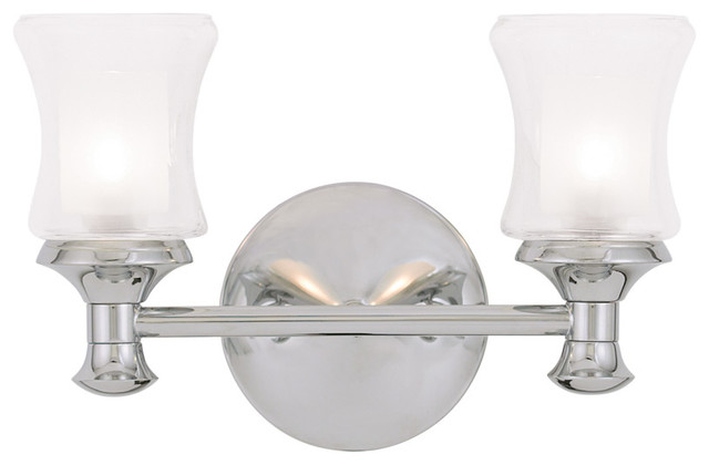 Randolph Bath Light - Transitional - Bathroom Vanity Lighting - by Livex Lighting Inc.