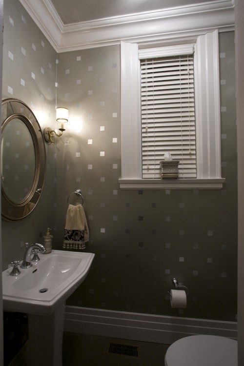 C b i d home decor and design the powder room small for 6x6 room design