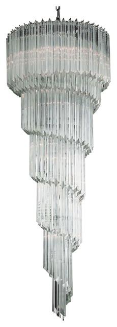 Marilyn Murano Glass Chandelier