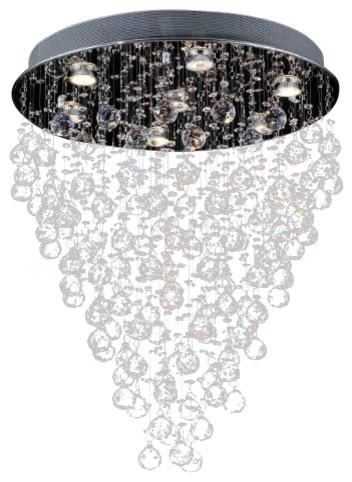 modern chandelier rain drop chandelier br new  modern, Lighting ideas