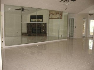 Covering Mirrored wall