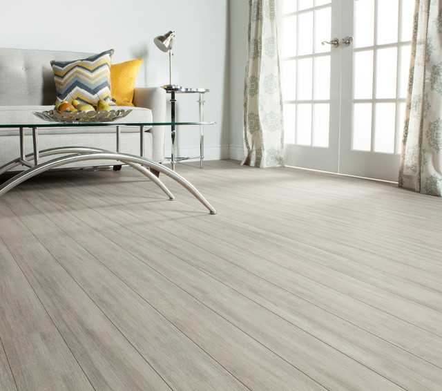 Laminate flooring modern living room toronto by for Modern living room flooring ideas