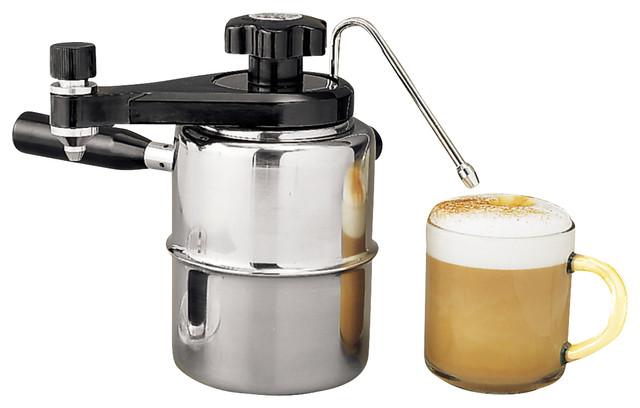 espresso machine stove