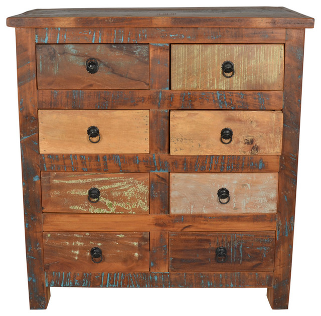 Morell Eight Drawer Cabinet.