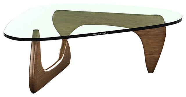 Herman Miller   Noguchi Table By Herman Miller, Walnut   Coffee Tables