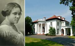 Inspiration für Frauen: Die Villa Lewaro von Madam C.J. Walker