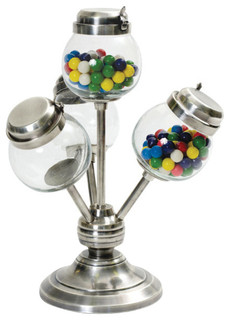 Five and dime candy stand contemporary kitchen for Hearth and home designs canister set