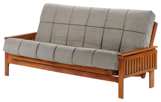 Night and Day Continental Promo Winston Futon Frame - Traditional ...
