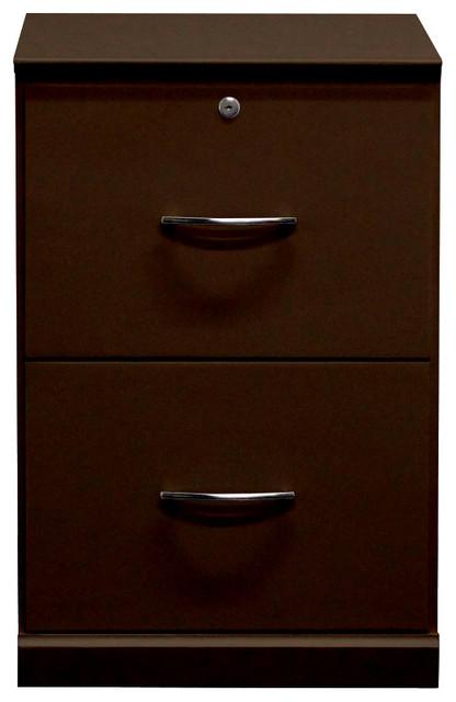 Ordinaire Flat Iron File Cabinet, 24x19x30, Natural Teak