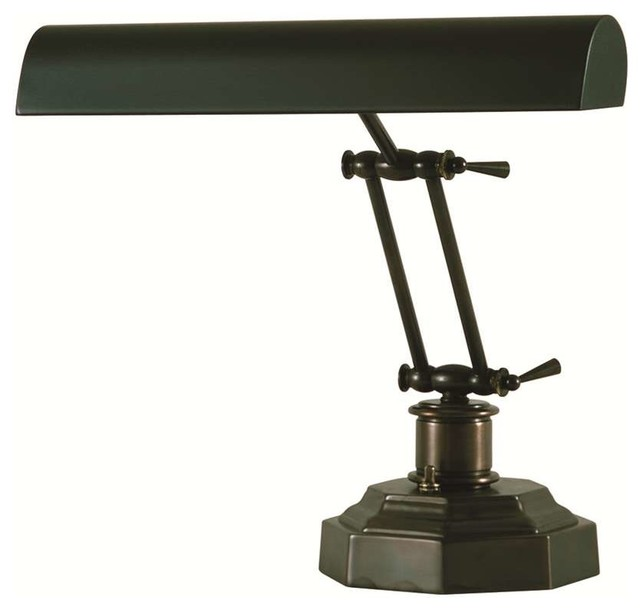 houzz house of troy house of troy 14 piano desk lamp desk lamps. Black Bedroom Furniture Sets. Home Design Ideas