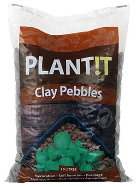 Hydrofarm GMC10L 10 Liter Horticultural Clay Pebbles