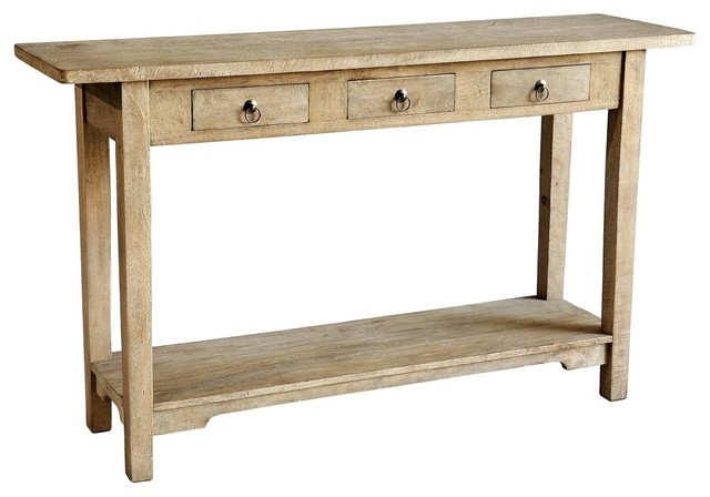 Shop Houzz Casual Elements Inc Sedona Console Table