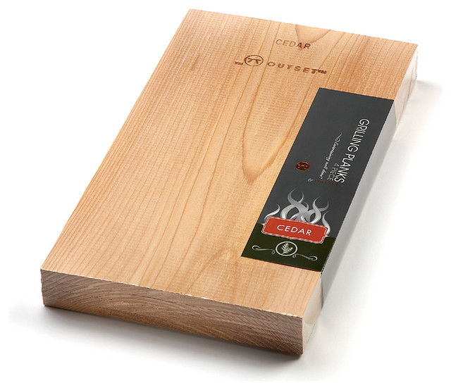 Cedar Planks, Set Of 4, 7x12.