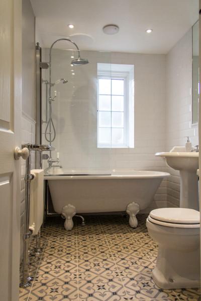 Bathroom Refurbishment Traditional Bathroom London By Soak Bathrooms