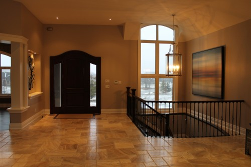 Foyer And Great Room : Need help with my open concept house foyer great room etc