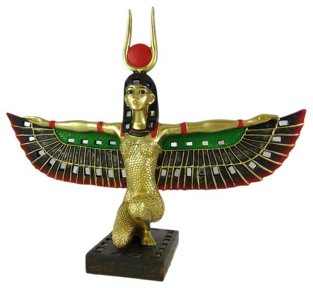 egyptian winged goddess - photo #15