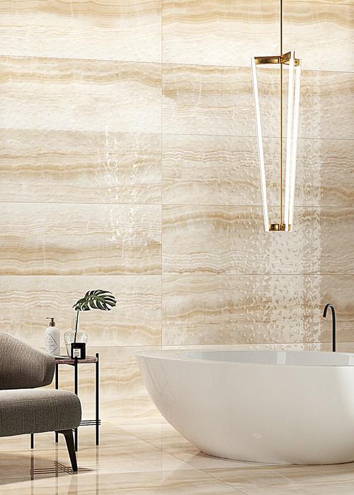 Tendenze bagno 2019 ecco gli stili d 39 arredo per il nuovo for Piastrelle bianche 10x30