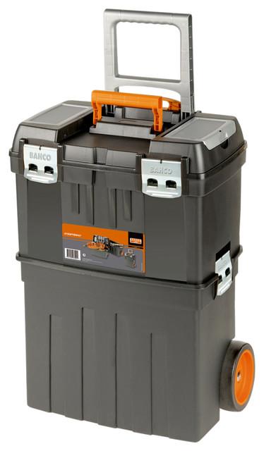 Bahco Rigid Tool Trolley, 60L
