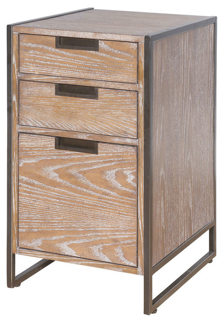 Belmont File Cabinet - Scandinavian - Filing Cabinets - by Martin Main