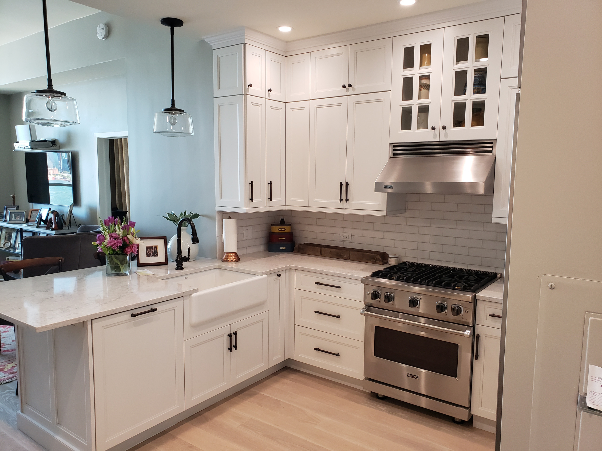 Maxwell Place Kitchen Remodel - Hoboken