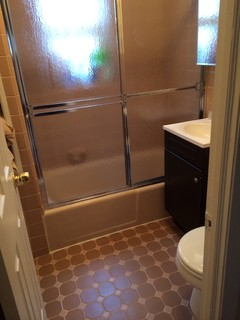 Remodel A Small 5x6 Bathroom W Tub