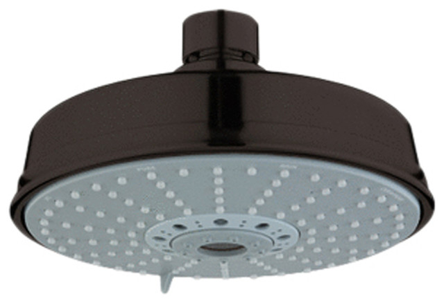 grohe 27130zb0 shower head in oil rubbed bronze
