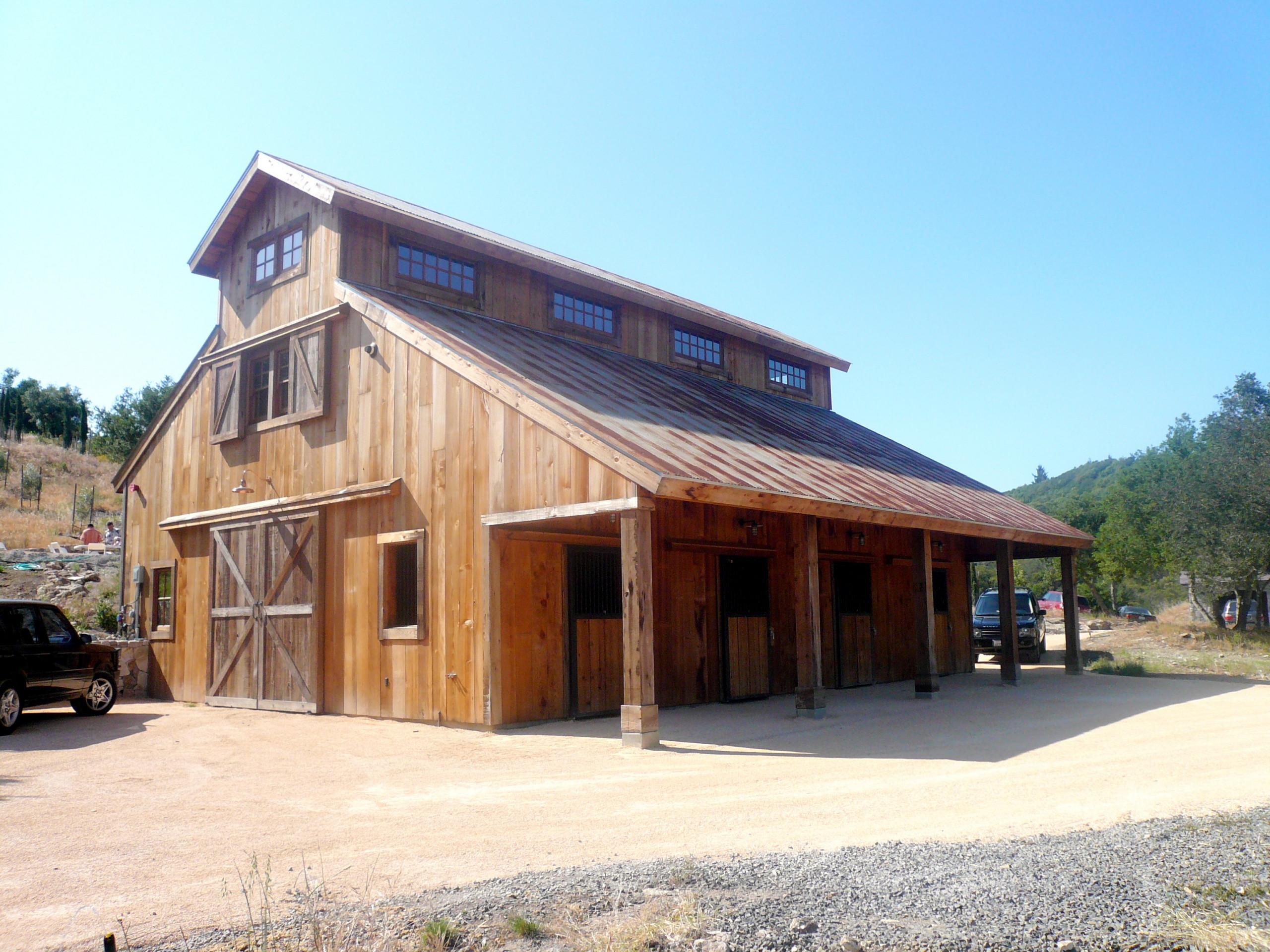 Lovel Valley Barn