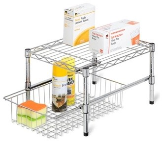 ... With Under Cabinet Organizer industrial-pantry-and-cabinet-organizers