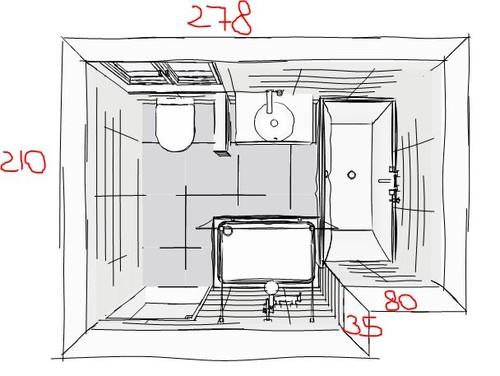 Badezimmer 6 5 M2 ? Moonjet.info Bad Design Geometrische Asthetik Giano Serie Rexa Design
