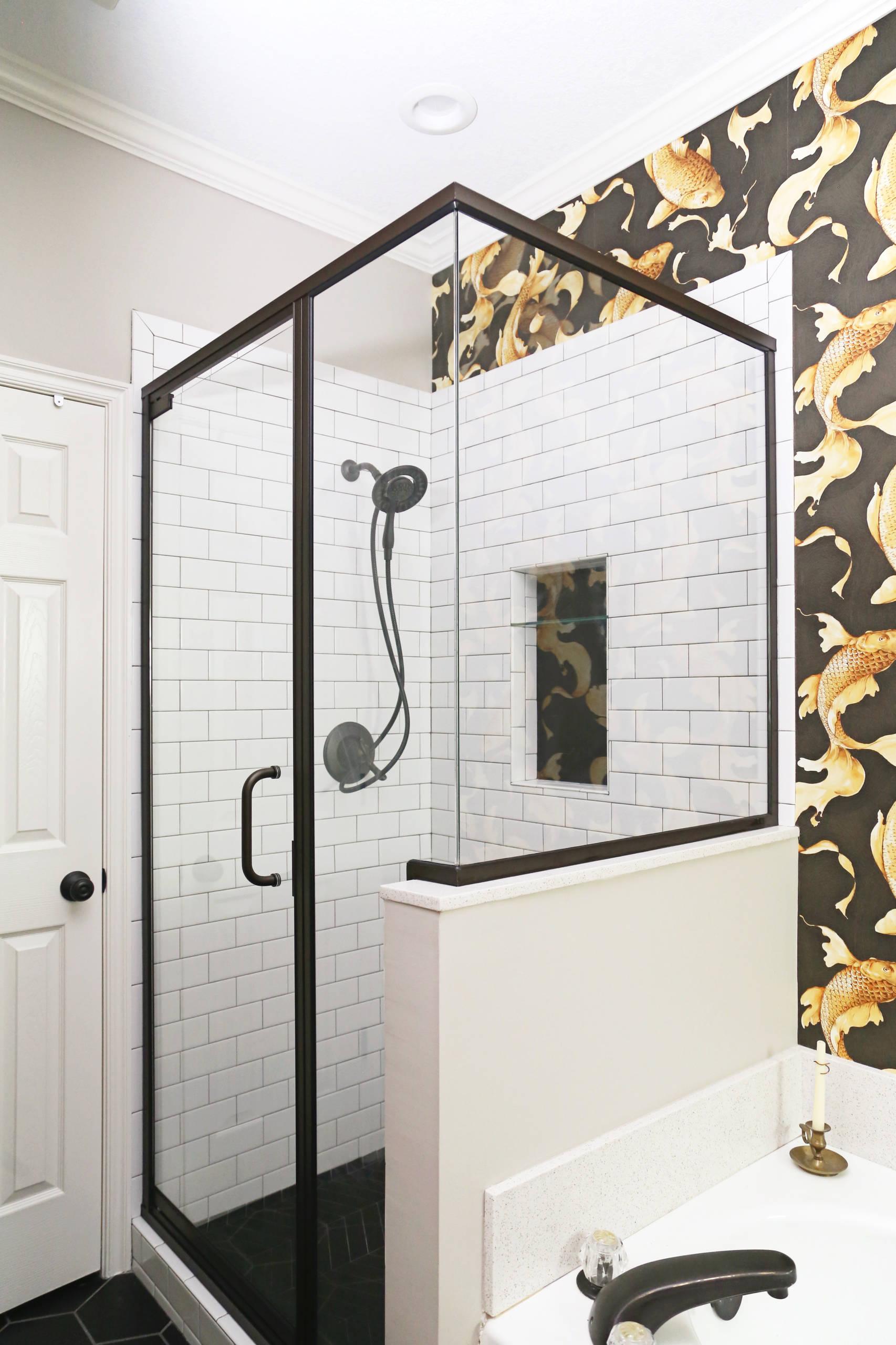 Boho Chic Bathroom