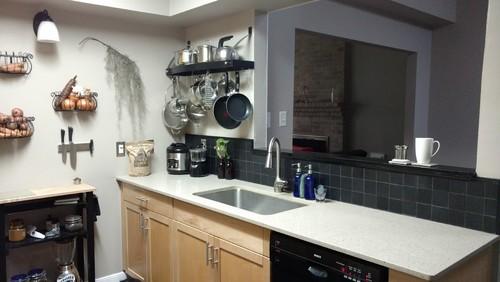 Minor kitchen remodel dilemma