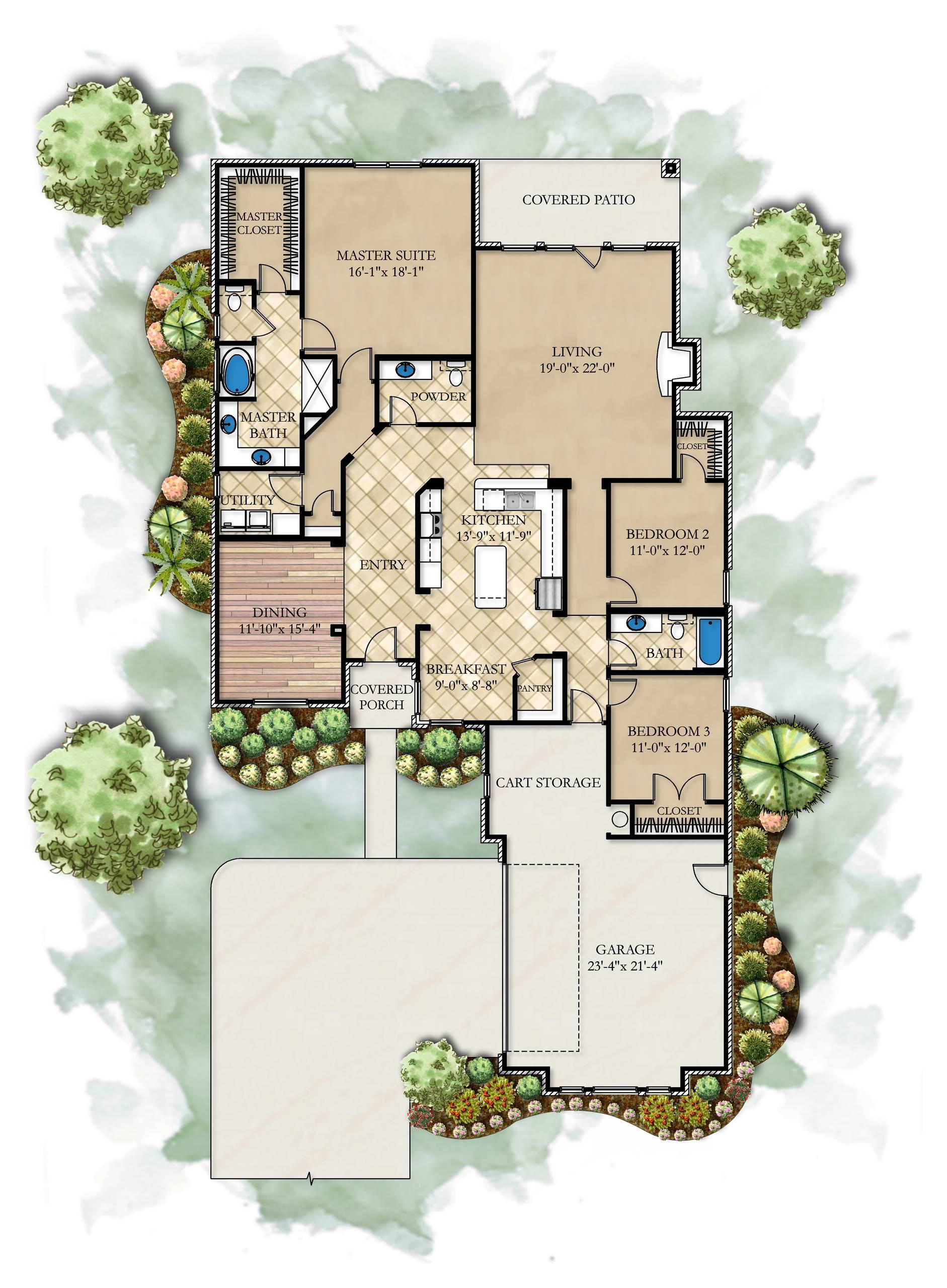 Seven Oaks (Plan 2530) - Edmond, OK