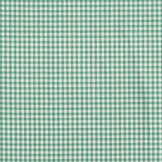 Tab Top Curtain Panels French Country Seafoam Green Gingham Check