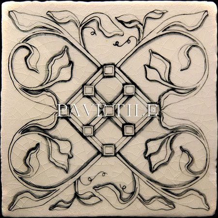 old world crackle decorative wall tile traditional tile - Decorative Wall Tiles