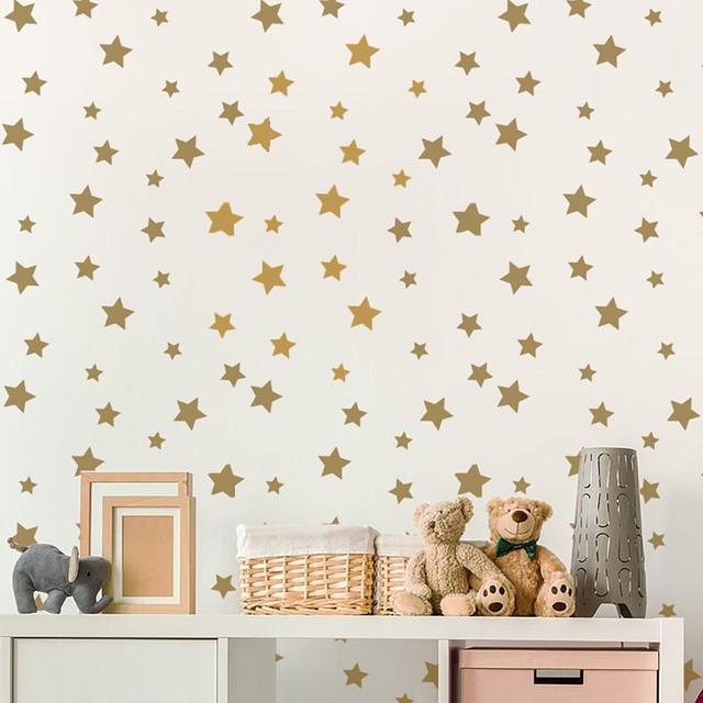 Le Allover Stencil Nursery Stencils Diy Home Decor