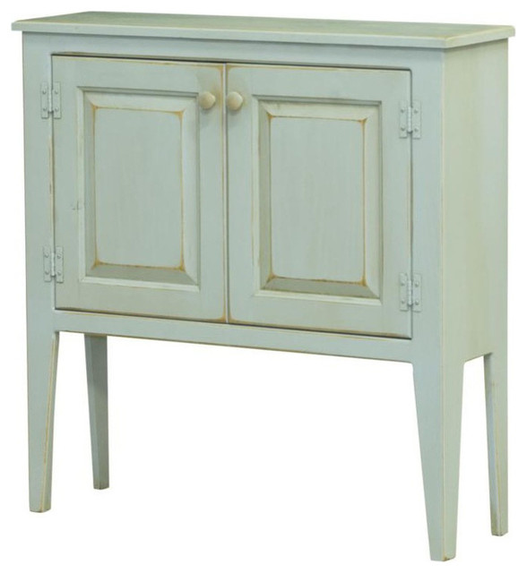Eliza Honey Cabinet - Contemporary - Storage Cabinets - by ShopLadder